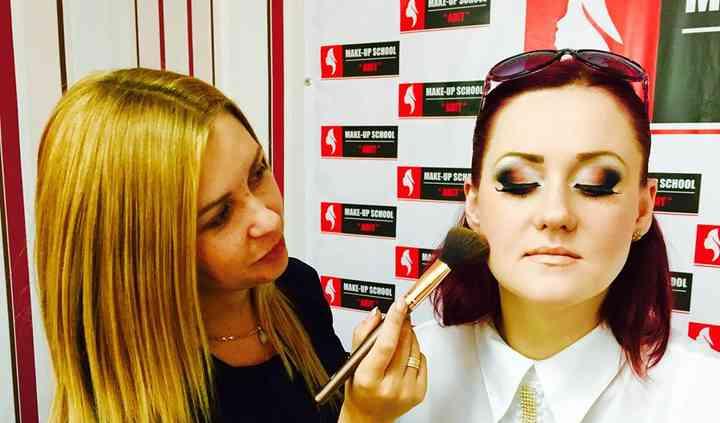 Inga Make-up artist