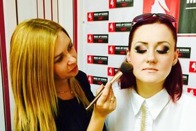 Inga Make-up artist