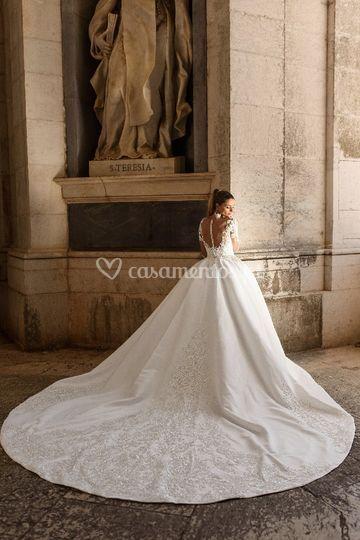 Vestido ref: Liliane