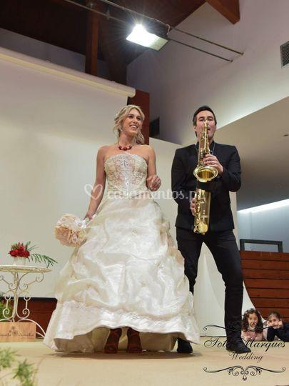 Desfiles noivas