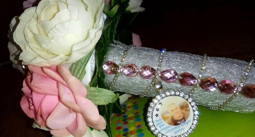 Medalha para bouquet