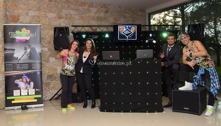 Altavoz de AltaVoz Events
