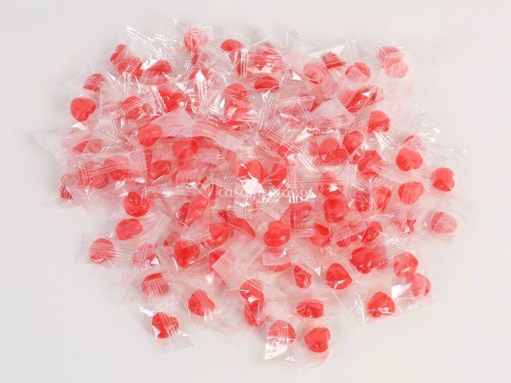 Bonbons vermelho