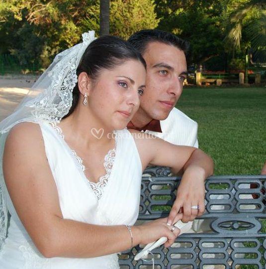 Fotobel os noivos