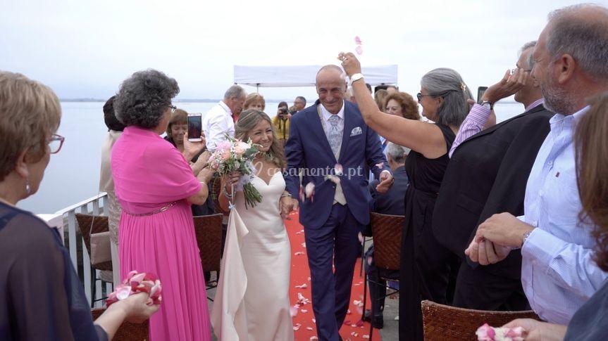 Casamento Isabel + José