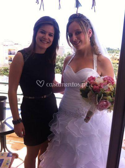Miss planner e noiva