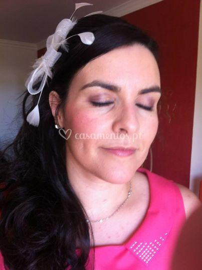 Madrinha, serviço de make up
