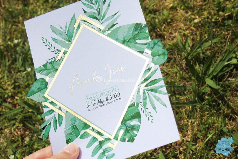 Florest Convite