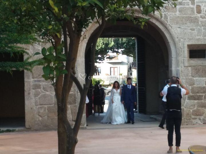 Mosteiro de Amares, Pousado Bo