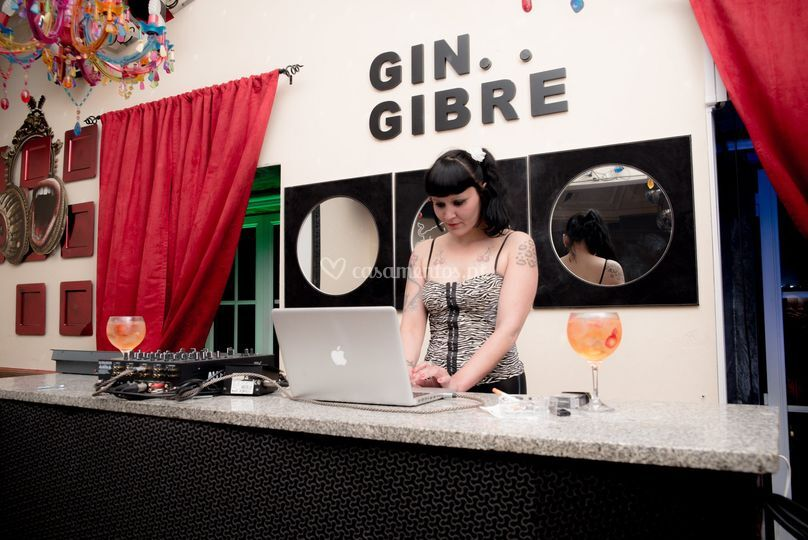 DJ Set Katy Spikes