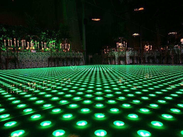Floor Sensation
