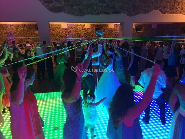 Casamentos de Floor Sensation