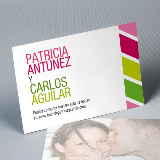 Convites casamento easycards