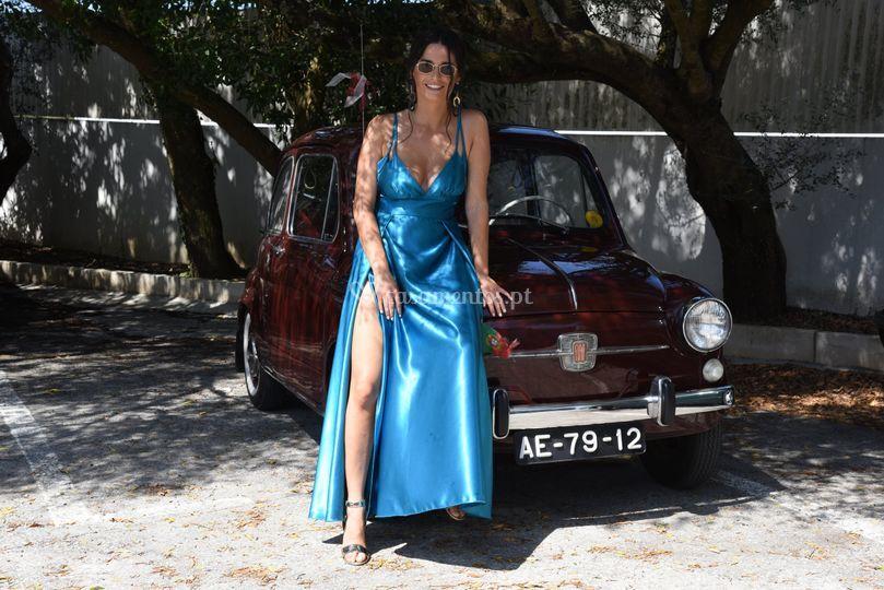 Carro Fiat 600