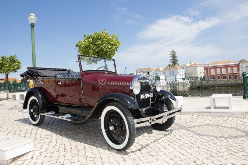 Ford A Phanteon 1928