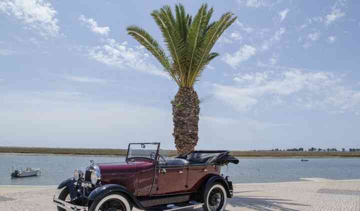 Ford A Phanteon 1928