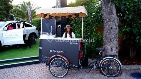 Carro de gelados