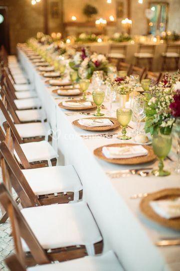 Decorao de mesas de crach wedding agency foto 14 crach wedding agency junglespirit Image collections