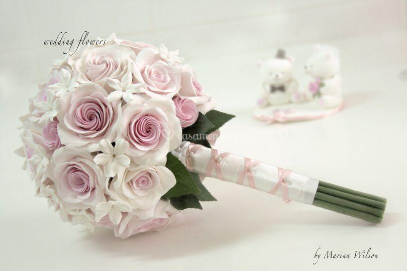 """Bouquet """"A Rosa"""""""