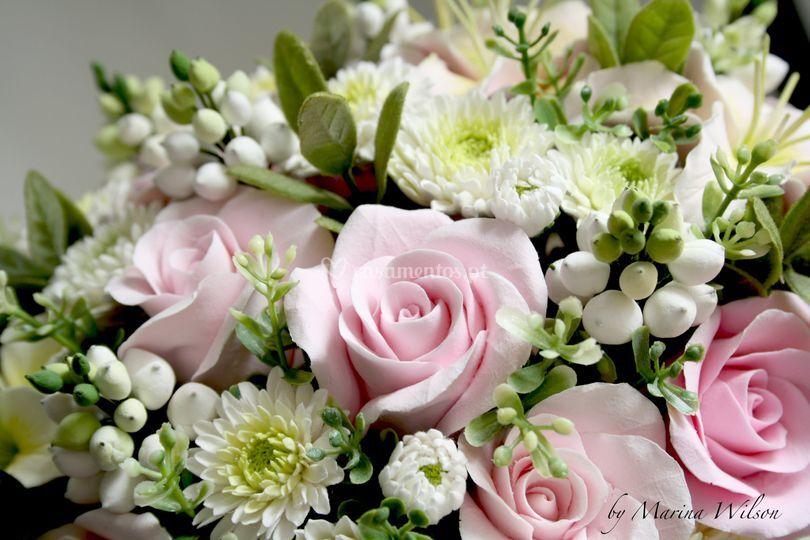 Bouquet com bagas