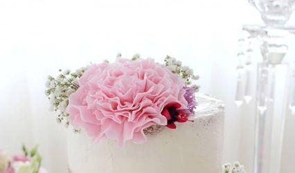 Caramelle Cake Design 1