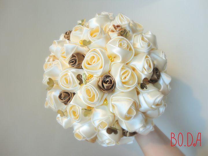Bouquet  com jóias exclusivas