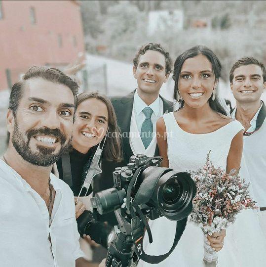Wedding crew