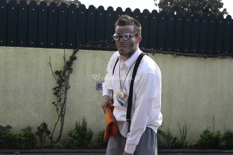 Prof. Xtroinado (personagem)