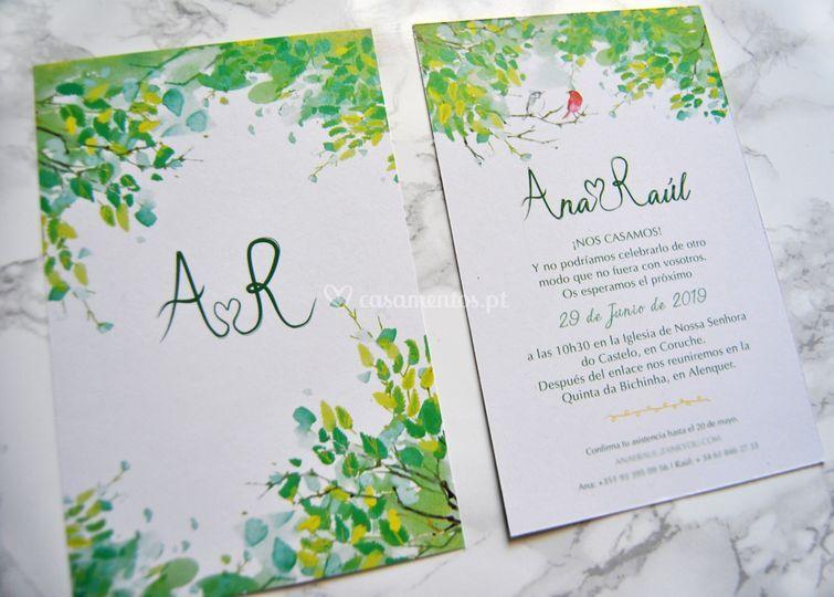Convite A&R