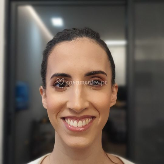 Maquilhagem Romântica