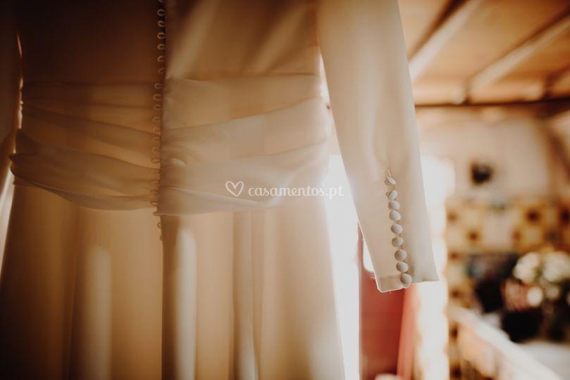 Vestido stoa