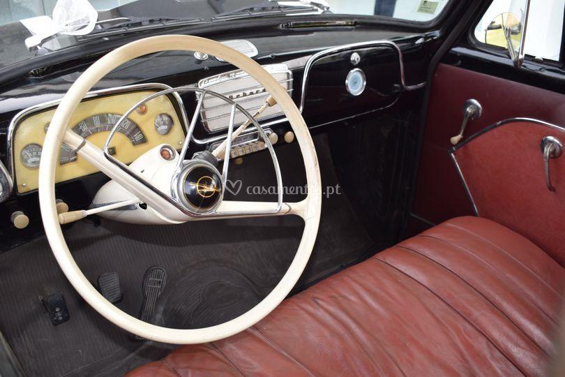 Opel Rekord Olympia 1955