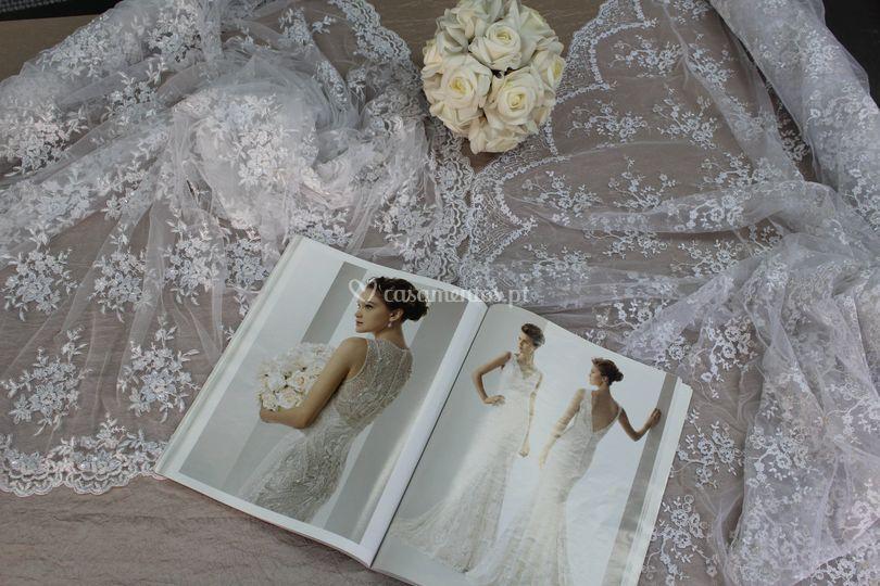 Secção de noivas