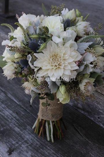 Bouquet /arranjo de mesa