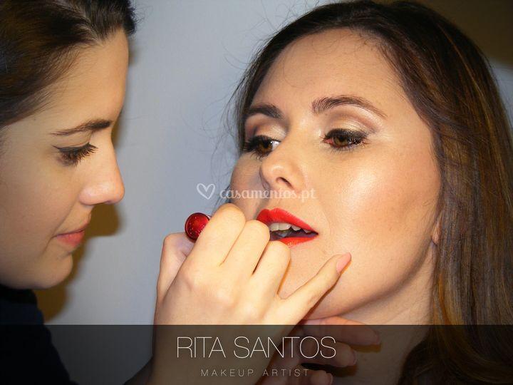 Makeup cerimónia