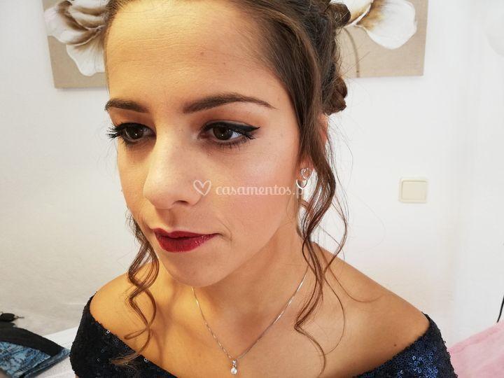 Marcia S. Makeup