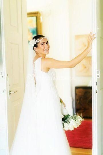 Noiva Mª João