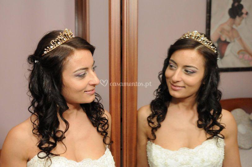Makeup noiva