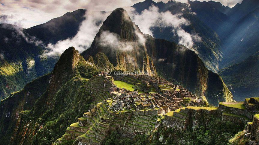 Peru machu