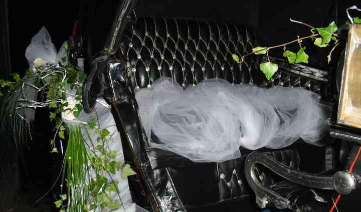 Interior do coche