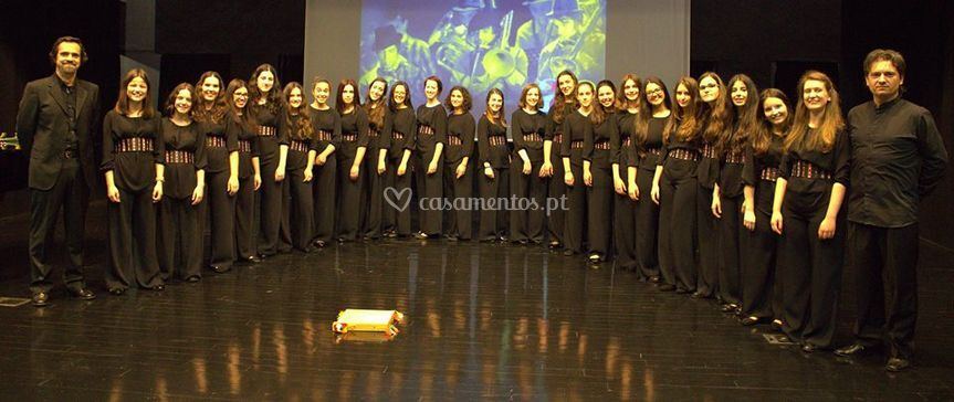 Coro Feminino CVS