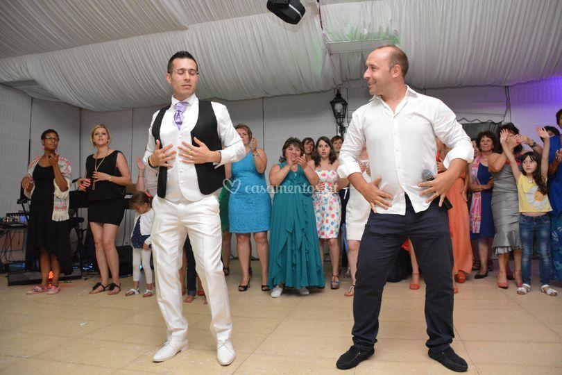 Coreografias baile