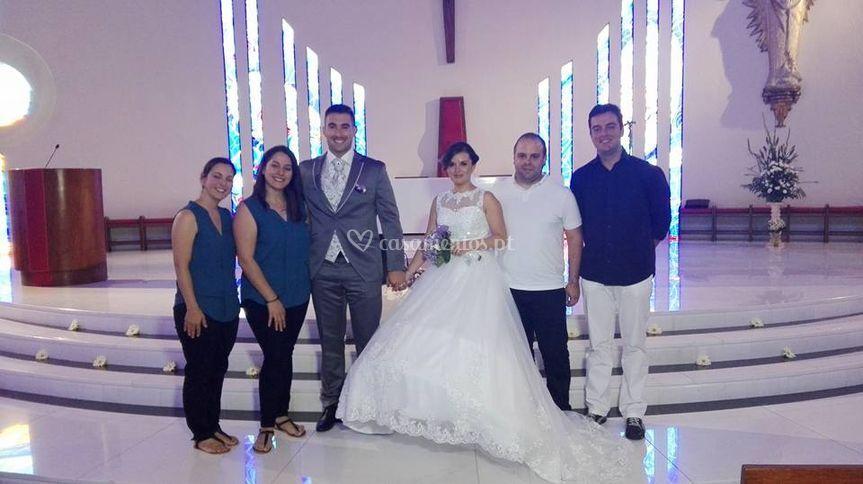 Casamento Vera e Tiago