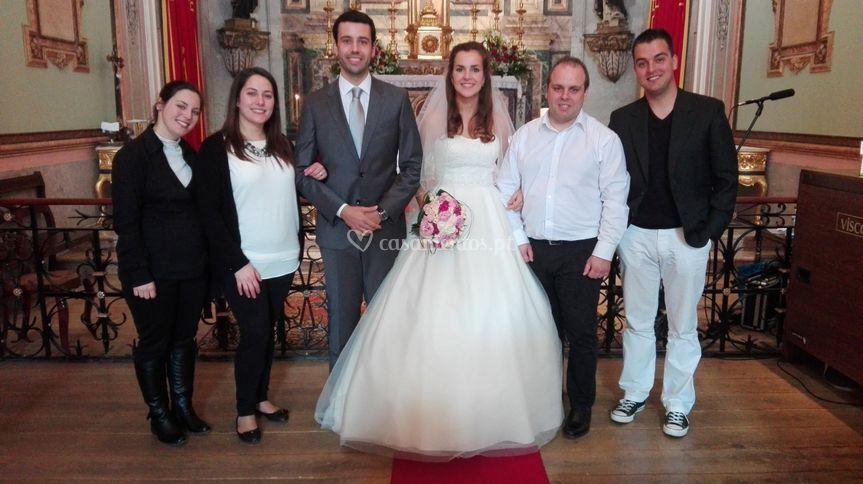 Casamento - Inês e Diogo