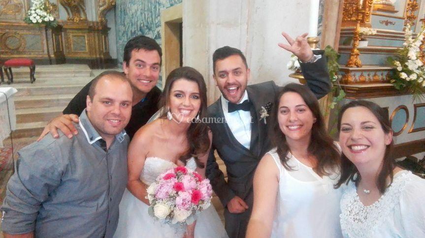 Casamento - Diana e Ruben