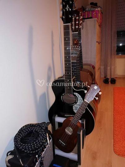 Instrumentos ao vivo
