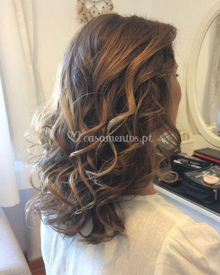 Noiva hair