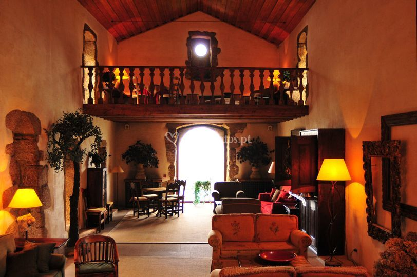 Sala de estar (capela)