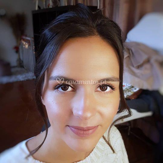 Noiva Sonia - Makeup no Makeup