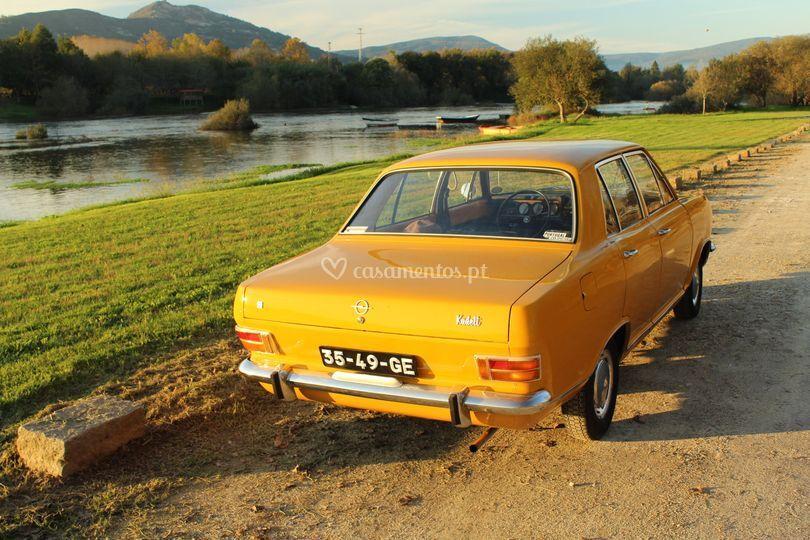 Opel Kadett B 1972